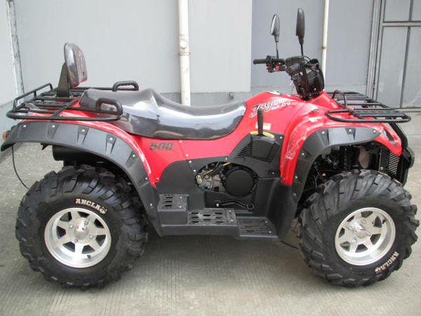 eec approved atv side by side