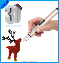 3D Pen With Rsb Power Bank And Stand Diy Kits For Children