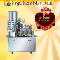 Filling And Sealing Machine For Beverage
