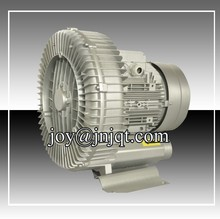 High pressure Air ring vacuum pump instead of liquid vacuum pump