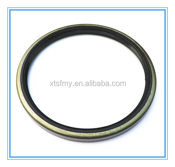dongfeng 153 diesel engine trucks front axle iron oil seal 130*150*10