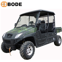 4 seat side by side utv dune buggy 600cc 4x4(MC-183)