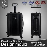 HLW professional custom international traveler luggage