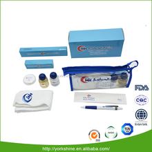 New environmently material hospital bathroom amenity kit/sets manufacturer