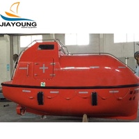 Solas Fire Protected Rescue Boat For Sale