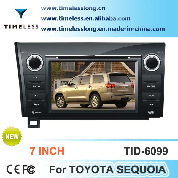 Car Audio for Toyota Tundra Sequoia 2008-2010 with Bluetooth iPod SWC etc
