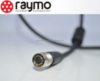 camera cable HR10A Hirose male female plug with cable hirose connectors and cables