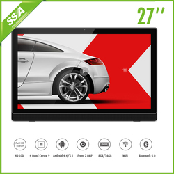 27 inch android 4.4 super smart tablet pc