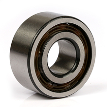 Double row angular contact ball bearing radial ball bearing 5203 17*40*17.5mm
