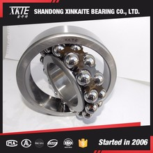 Factory Directly supply Nylon Cage Self aligning Ball Bearing 1316 ATN for mining conveyor drum/pulley from shandong china