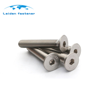 Alibaba online shopping m8x1.5 countersunk hex scoket machine screw
