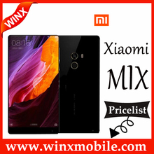 2017newest! Xiaomi Mi MIX 128gb Original Android 6.0 MIUI8 4GB RAM 128GB ROM for telephone alibaba express turkey dropshipping