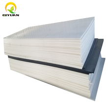 High performance thickness 20mm polyethylene hdpe plastic sheets