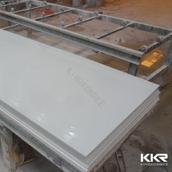 Art KKR factory price acrylic decorative solid surface resin sheet