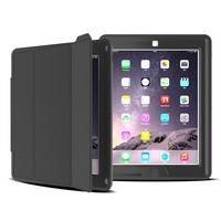 Fashion Product For iPad 4 Cover With High Quality Soft TPU PU Cover