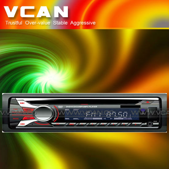 DVD DVCD CD MP3 MP4 USB vision car dvd player VCAN0692