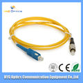 manufacturer supply square connectors patch cord fibre,fiber jumpers