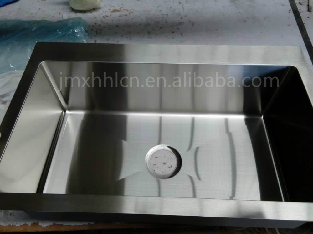Apron Front Installation Type and One Number of Holes washing sink HM3320