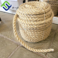 popular natural fiber jute yarn colored sisal rope with low price