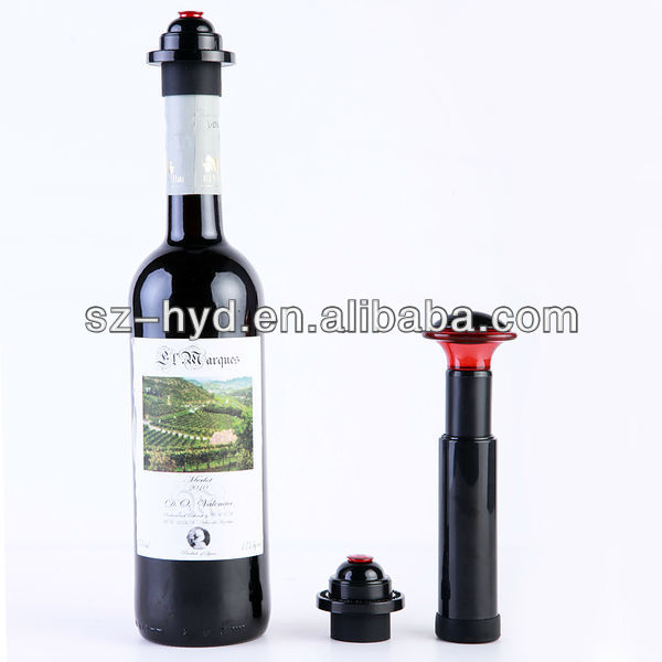 High Quality Golf Ball Wine Stopper