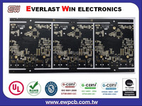 Blind Via Multilayer Printed Circuit Board And PCB Manufacturer Factory