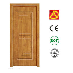 Shipping container homes mdf pvc wood door, design door, entrance door DA-291