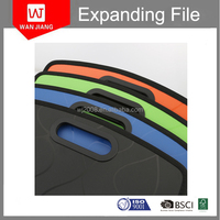 Best selling and fashionable accodion file folder