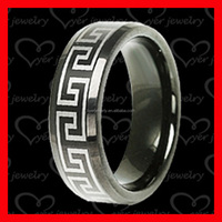 custom tungsten carbide rings from alibaba supplier