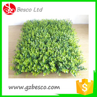 Artificial Boxwood Topiary Grass Mat For
