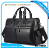 Full Grain Leather shoulder handbag Travel Camping Weekend Bag for men