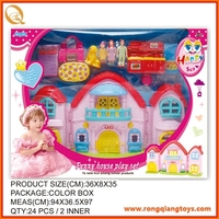 Professional Plastic house toy with CE certificate FN224932517