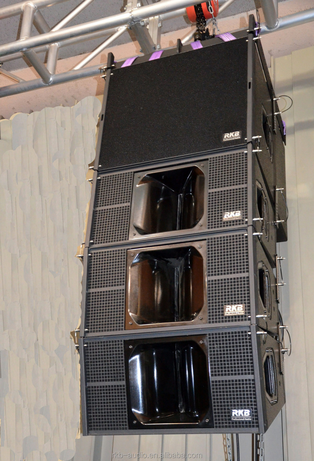 Q1+Q sub Line array system/Mini line array speaker/Ultra-compact sound system