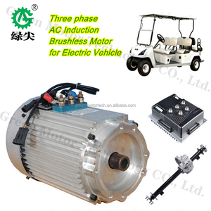 15 30KW high power electric car engine boat hub bldc motor/engine