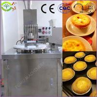 Best selling automatic Egg Tart Cup Machine