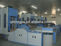 Bleaching machine for absorbent cotton