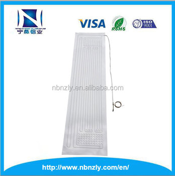 Roll Bond Aluminum Heat Exchanger / Evaporator