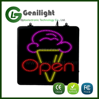 new inventions electronic led sign made in china