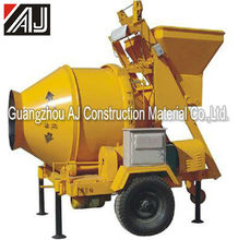 Stable Performance!!! Electric Engine Harga Concrete Mixer,Guangzhou Manufacturer