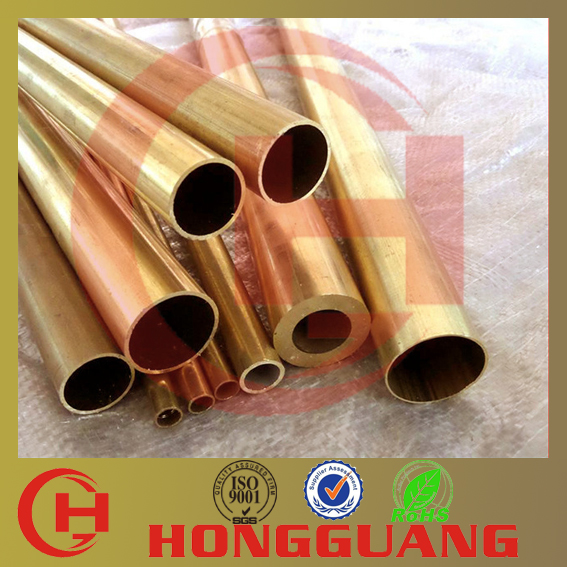 Free cutting 50mm brass tube