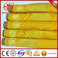 2016 hot sale Perfect quality 100% polyester/nylon pottery screen printing mesh(can be customized)
