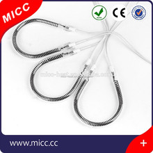 MICC Quartz Heating Element and Tubular Heater Electric Heater