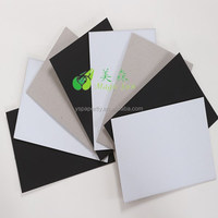 two side black color paper in sheets and roll dongguan paper mill