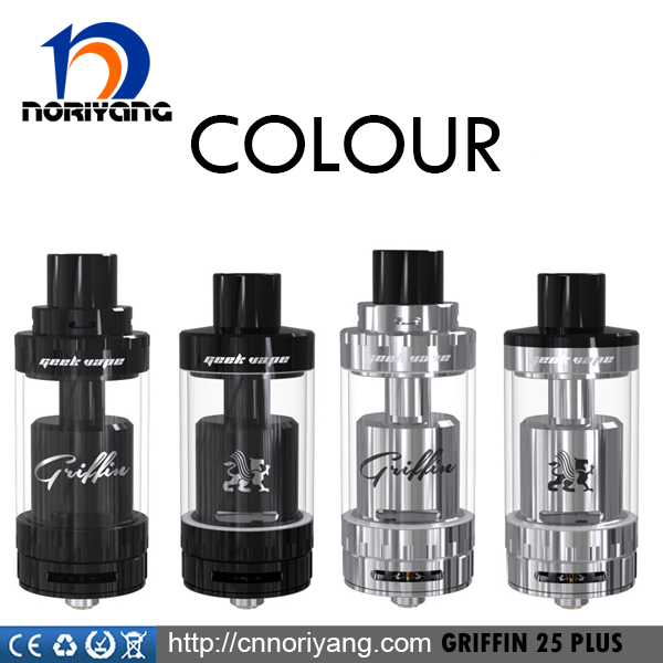 Vaporizer Smoking Device E Liquid Tanks Geekvape Griffin 25 Plus