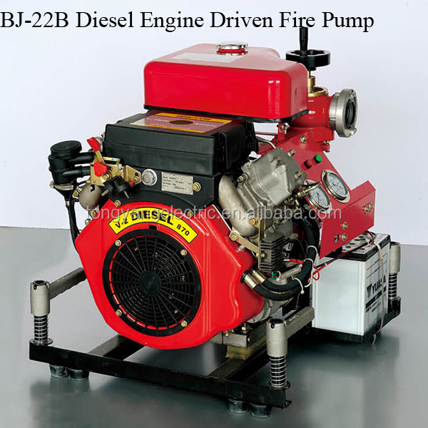 25HP R2V870 Fire Pump Diesel Engine