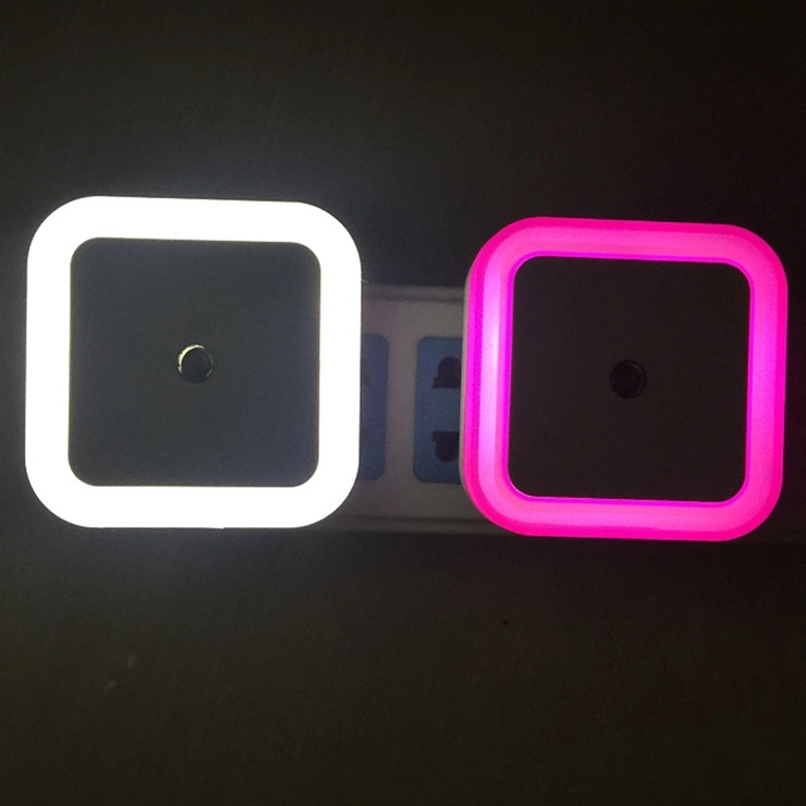 2018 New products sensor small mini LED night light for children Baby Bedroom