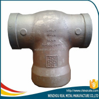 Flanged Connection Gate Valve casting