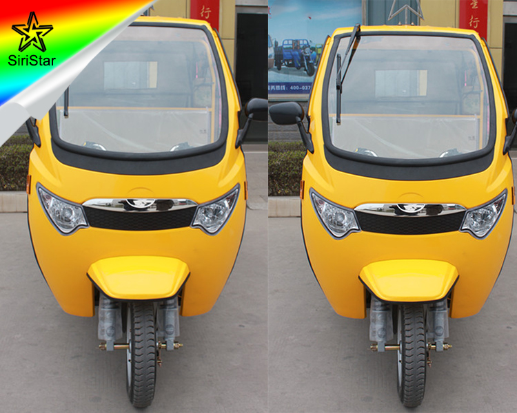 Cheaper Fashion Design Fuel Tricycle Three Wheel Motorcycle For Passengers