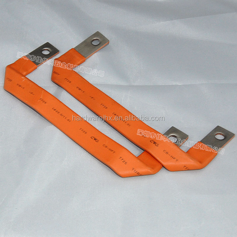ISO9001 Flexible Laminated Copper Busbar low price