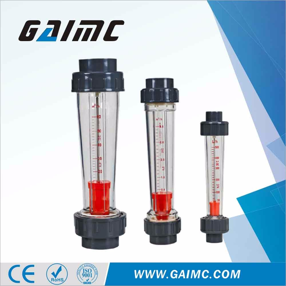 GPF200T In line ro water flow meter for liquid