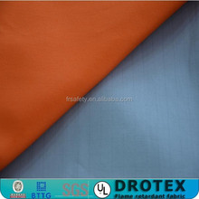 fireproof /fire resistance/antifire fabric for workwear